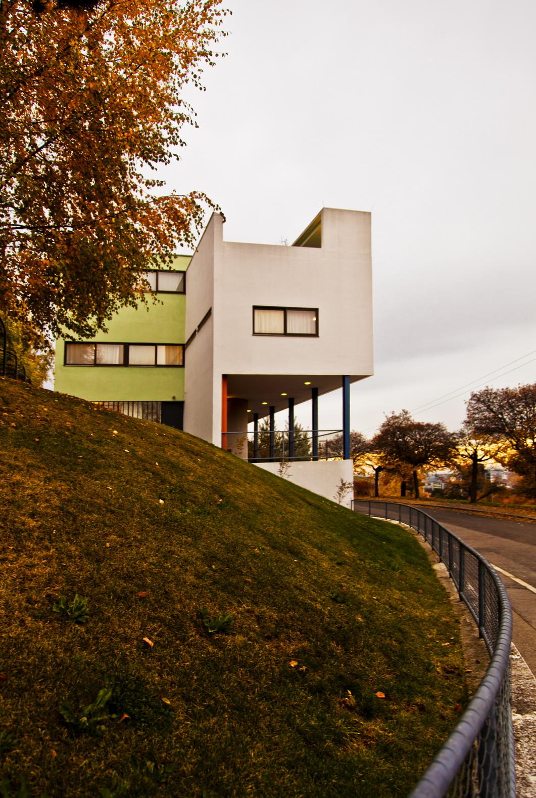 Le Corbusier Weisenhofmuseum 2