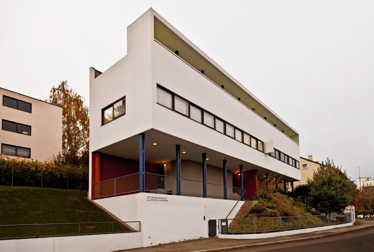 Le Corbusier Weisenhofmuseum